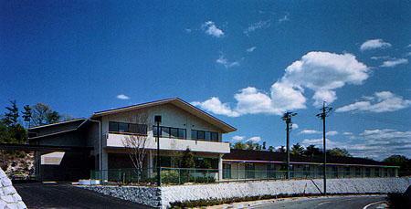 身体障害者療護施設光の家写真