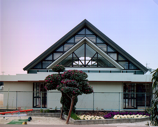 知立市南児童センター写真