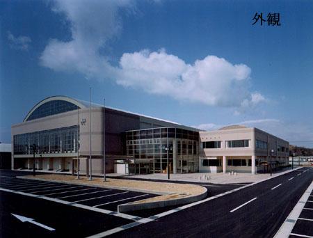 南知多総合体育館写真