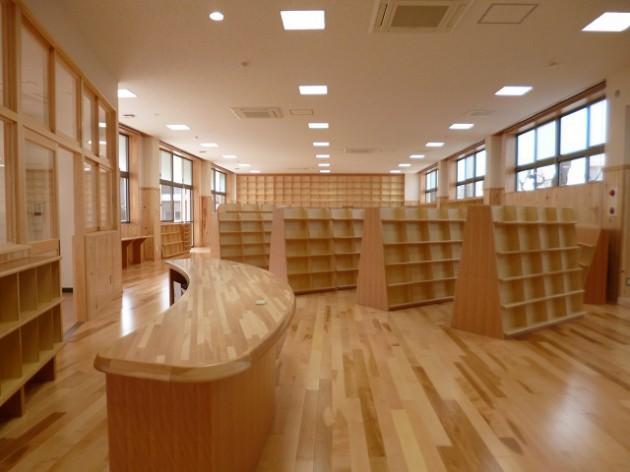 愛知県立豊橋東高等学校 図書館 ...